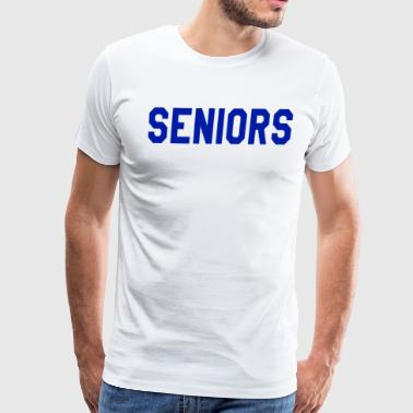 Dazed Seniors - Men's Premium T-Shirt