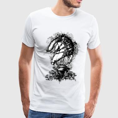 Dark Knight - Men's Premium T-Shirt