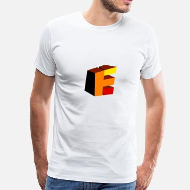 A&e e - Men's Premium T-Shirt