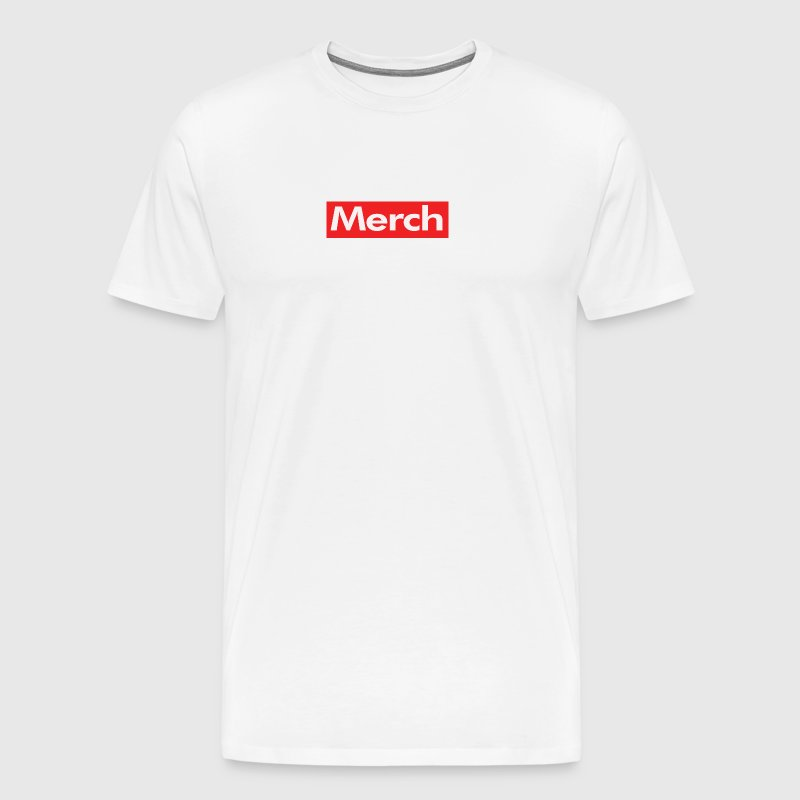 Merch Supreme Parody - Men's Premium T-Shirt