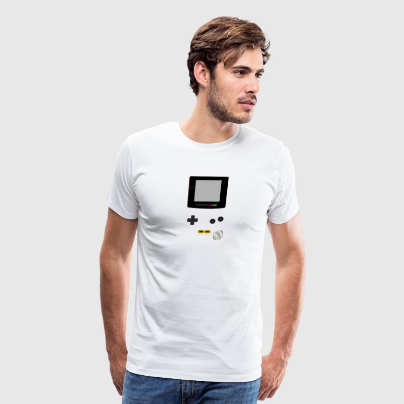 Gameboy Color - Men's Premium T-Shirt