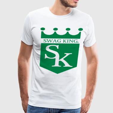Swag King - Men's Premium T-Shirt