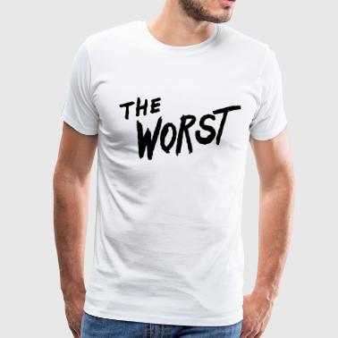 The Worst - Men's Premium T-Shirt