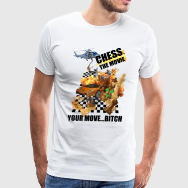 Chess the Movie - Men's Premium T-Shirt