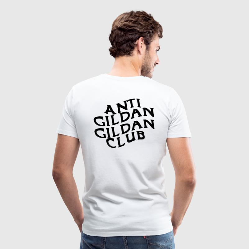 ANTI SOCIAL SOCIAL CLUB PARODY DESIGN - Men's Premium T-Shirt