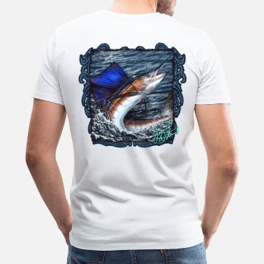 Sailfish Sailfish - Men's Premium T-Shirt