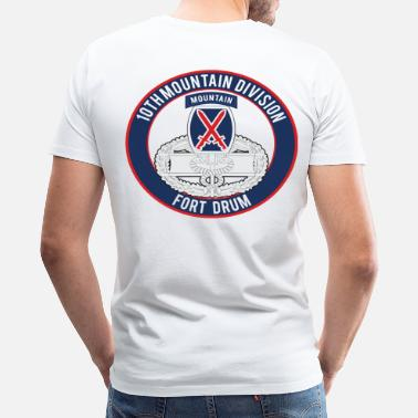 10th Mountain 10th Mountain - Men's Premium T-Shirt