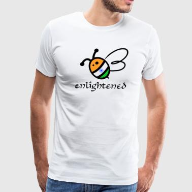 Bee Enlightened - Men's Premium T-Shirt