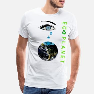 Ecocontest eco planet save earth - Men's Premium T-Shirt