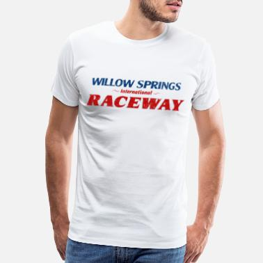 Le Mans Willow Spring International Speedway - Men's Premium T-Shirt