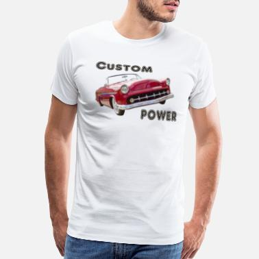 Custom Auto custom power - Men's Premium T-Shirt