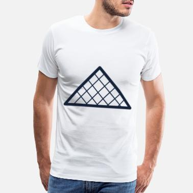 Circular Triangle - Men's Premium T-Shirt