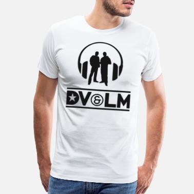 0a6a1a526581d0 Dimitri Vegas Like Mike Dimitri Vegas  amp  Like Mike (Black Color Design)  -. Men s Premium T-Shirt