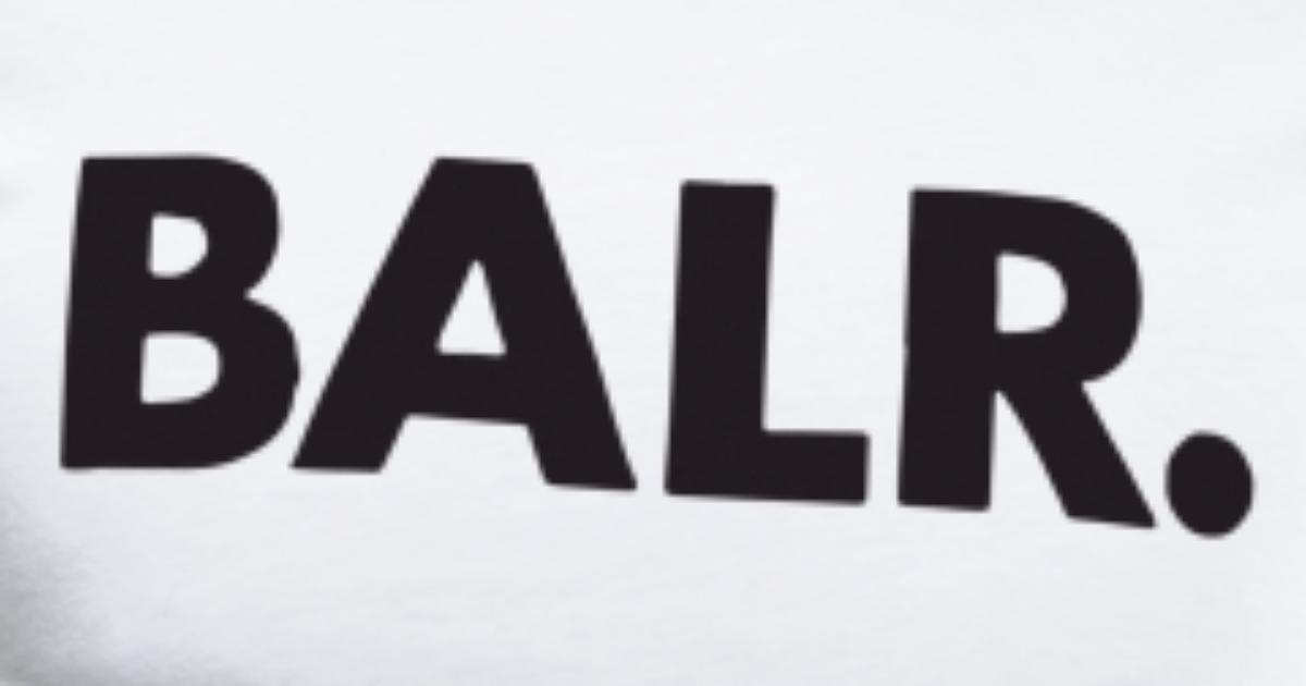 balr logo mens soccor top football rugby t shirts men's premium t
