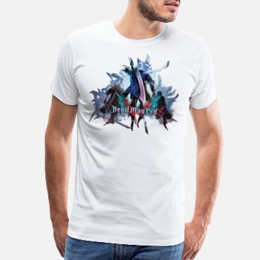 Devil May Cry Devil May Cry 5 - Men's Premium T-Shirt