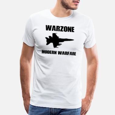 Prison Warzone, Battle Royale, squad play, Game, shooter, - Men's Premium T-Shirt