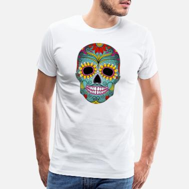 Kids Day Of The Dead Day Of The Dead Clipart Clipart Kid - Men's Premium T-Shirt