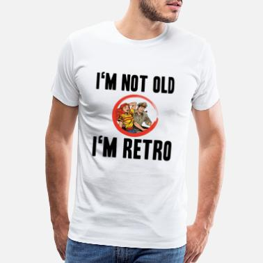 Getting Older style - Men's Premium T-Shirt