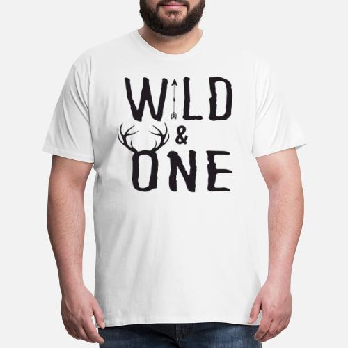 Wild One Tee First Birthday Shirt Baby Boy Birth
