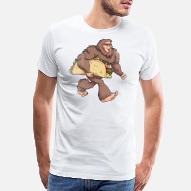Big Foot Big Foot Love - Men's Premium T-Shirt