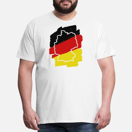 ... Germany soccer shirt 2018 german flag jersey - Men s Premium T. Do you  want to edit the design  996d09a81