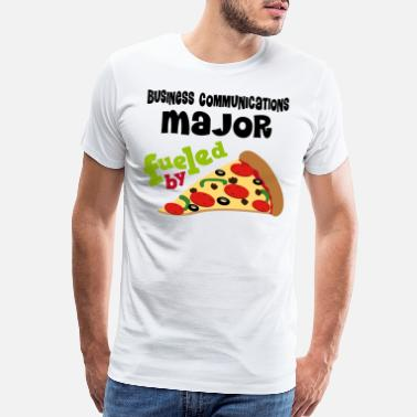 College Major Business Communications Major College Gift - Men's Premium T-Shirt