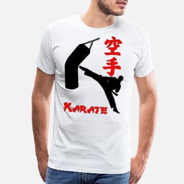 3e353ee94af Karate Karate - Men s Premium T-Shirt