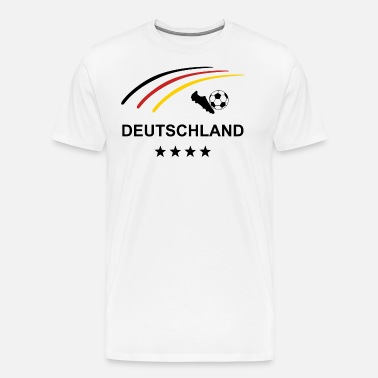 Germany soccer shirt 2018 german flag jersey Men s Premium T-Shirt ... e96f9b1e0
