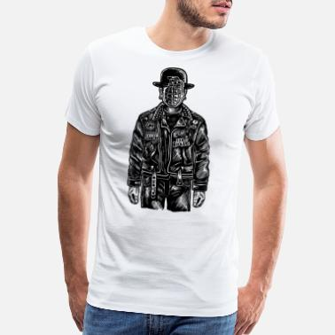 Grenadier The Son Of Grenade - Men's Premium T-Shirt