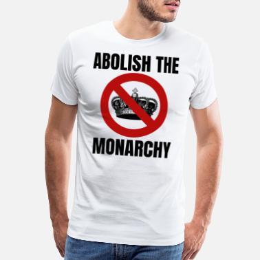Funny Womens Shirt Abolish the Monarchy Dutchess T-shirt Political T-shirt Leave The Monarch Take The Prince British Royalty T-shirt