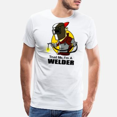 b073b1d63 Shop Funny Welder T-Shirts online | Spreadshirt