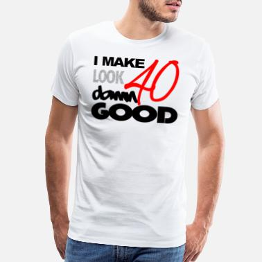 Damn Good DAMN GOOD - Men's Premium T-Shirt