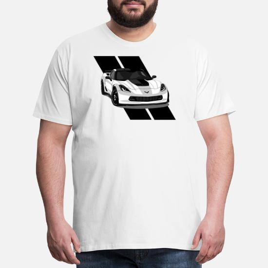 C7 Corvette Grand Sport Men's Premium T-Shirt | Spreadshirt