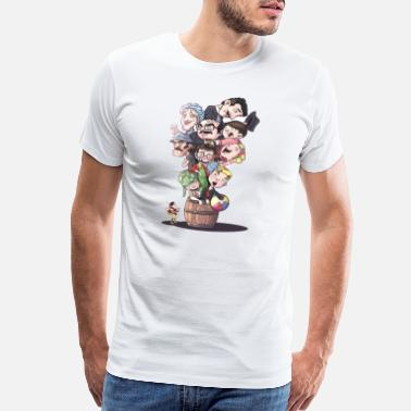 Don Ramon EL CHAVO DEL OCHO, CHAVES, CHAPOLIM, DON RAMON, - Men's Premium T-Shirt