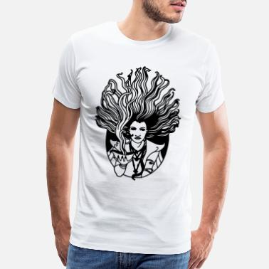 Witch Witch - Men's Premium T-Shirt