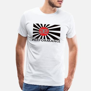 Furious ae performance - Men's Premium T-Shirt