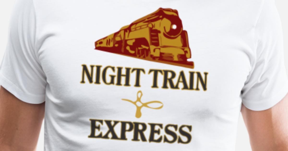 Night Train Wine Mad Dog 20 20 Bum Wine Mens Premium T Shirt
