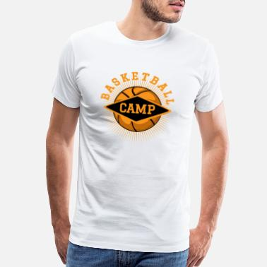 Streetball basketball camp - Men's Premium T-Shirt
