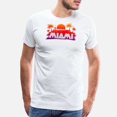 Miami Life Miami - Men's Premium T-Shirt
