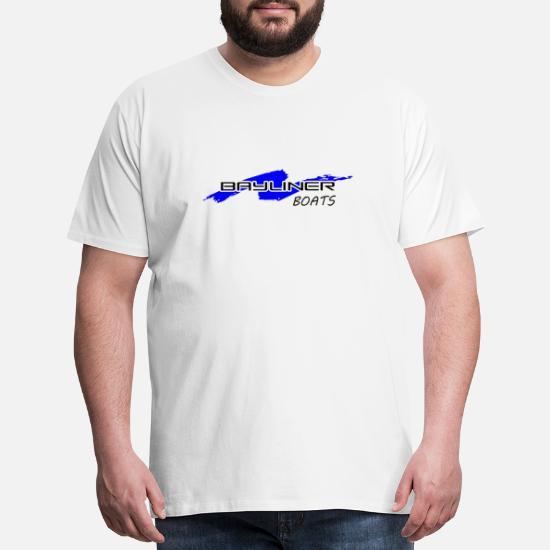 bayliner boats Men's Premium T-Shirt | Spreadshirt