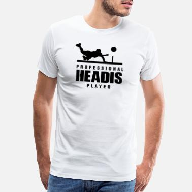 Heady Professional Headis Player - Men's Premium T-Shirt
