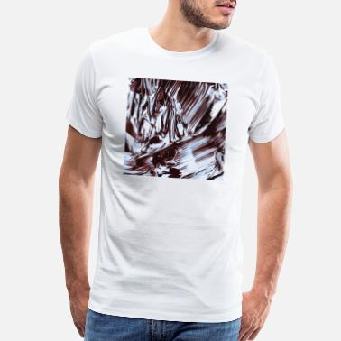 Pallet Abstract flow painting v1 - Men's Premium T-Shirt
