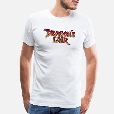 Dragons Lair Dragon's Lair - Men's Premium T-Shirt