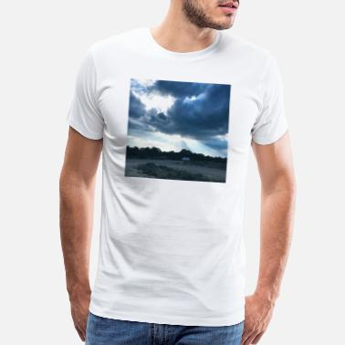 Scenic Nature At Its Best. - Men's Premium T-Shirt
