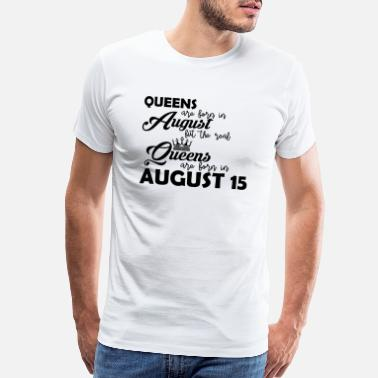 Shop Born In August T-Shirts online   Spreadshirt