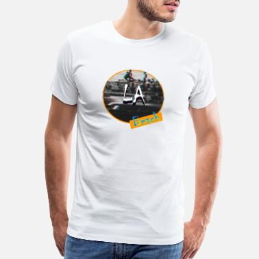 LA Beach - Men's Premium T-Shirt