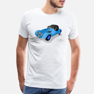 E36 bmw - Men's Premium T-Shirt