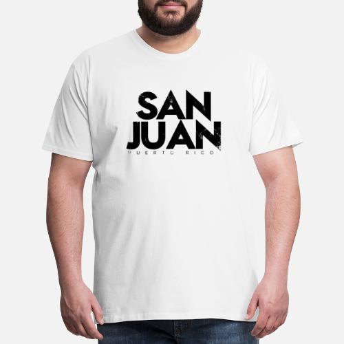 3294b3978c0 San Juan Puerto Rico Men s Premium T-Shirt