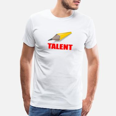 Talent TALENT - Men's Premium T-Shirt