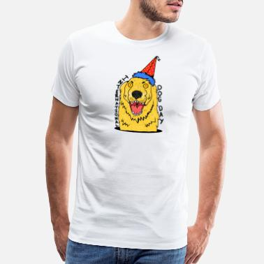 International Dog Day Yeay - Men's Premium T-Shirt